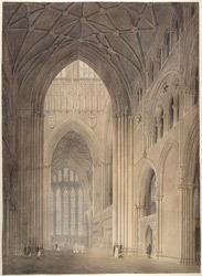 Transepts, York Minster